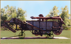 Photo of Farm Machinery